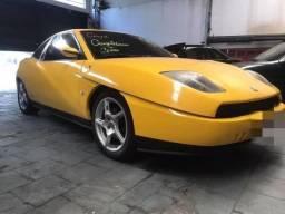 Fiat coupe 16 v 96 em perfeito estado financio mesmo com nome sujo