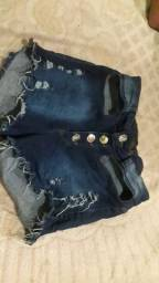Shorts Jeans 42(pequeno)