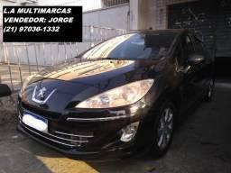 Peugeot 408 Allue Aut , bancos de couro , Gnv _ entrada apartir de 7mil + 48x 539,00