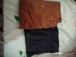 Duas calças novas