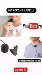 Microfonee Lapelaa