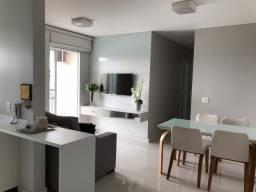 Apartamento 2 Qt. Suite, 62,5m², porcelanato 60X60, Novo Atlantico