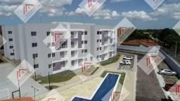 Vende apartamento de 55m² com 2 quartos