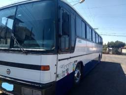 Raridade Marcopolo Viaggio Alto Executivo Completo 89 - Scania 112