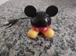 Mini amplificador de som do Mickey