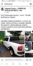SAVEIRO CABINE ESTENDIDA
