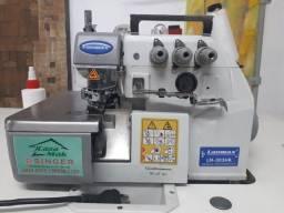 Máquina de costura 5 horas de uso