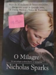 Livro O milagre