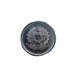 Moeda Colecionável 50 Centavos 1986