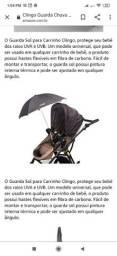 Guarda sol novo para carrinho de bebê