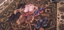 Título do anúncio: Sapatos infantil