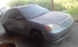 Honda Civic lx 2001 para desocupar espaço