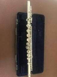 Flauta Shalter Cromada