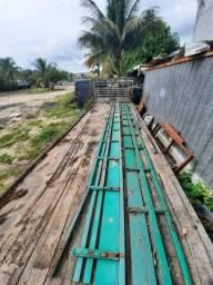 Carroceria carga seca 8,40m