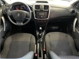 Renault Sandero 2016 1.6 expression 8v flex 4p manual