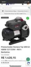 Compressor de água Komeco