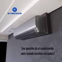 Manutenção e reparos em aparelhos de ar-condicionado, contate: (62) 9  *
