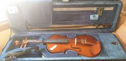 Violino Eagle 4/4 com estojo VE441 + brinde