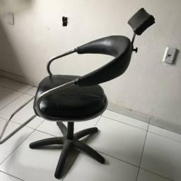 Cadeira para salão de beleza ou barbearia