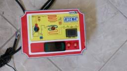 Kit controlador câmara + circulador de ar + compressor bristol