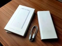 Carregador Portátil Xiaomi Mi Power Bank 2c 20000mah
