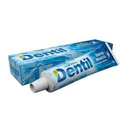 Pasta creme dental sem flúor dentil e com Xilitol (mais saúde)