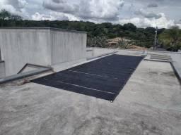 Aquecedor solar banho e piscina