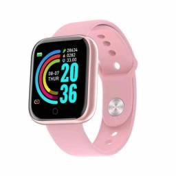 Relógio smartwatch D20 novo