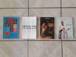 Livros religiosos (5livros)