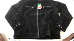 Jaquetas de couro italiana