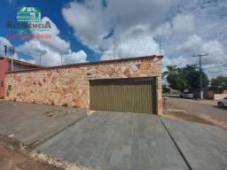 Casa com 3 dormitórios para alugar, 111 m² por R$ 1.400/mês - Vila Nossa Senhora D Abadia