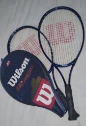 Raquete Tênis Wilson EUROPA ACE 25 Usado