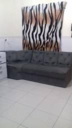 Vende-se sofá e cômoda