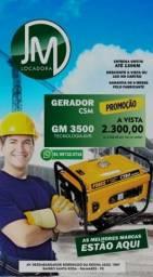 Gerador de energia GM-3500