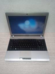 Notebook core i3 Samsung 1 tera (2x500gb)+ 4 gigas