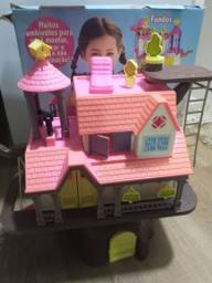 Linda Casa na Árvore - Brinquedo!