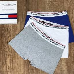 Kit 3 Cuecas Tommy Hilfiger
