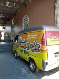 Título do anúncio: Van food truck