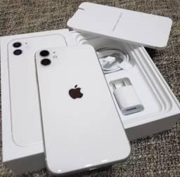 iPhone 11 64gb - Impecável igual novo - Até 12x Branco na caixa