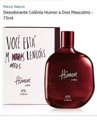 Perfume Humor a Dois, natura