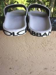 Chinelo Dolce Gabbana 43/44 !!!