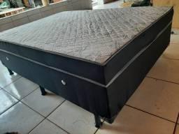 .. cama box 07 cm com entrega gratis no mesmo dia