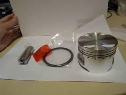 Intruder 250  Kit Pistão Anéis 0,50 + Jogo De Junta Completo