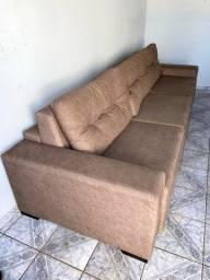 Sofá retrátil usado