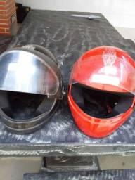 Vende se capacete