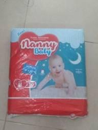 Fralda descartável Manny baby