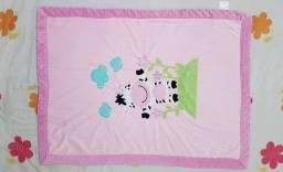 Cobertor infantil antialérgico importado