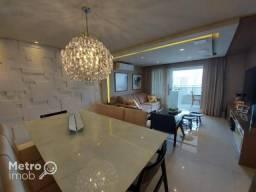 Apartamento com 3 quartos à venda, 109 m² por R$ 950.000 - Ponta D Areia - São Luís/MA