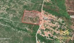 Terreno para loteamento - 50.000m² por R$ 350.000 - Corrente Riacho Fundo - Cascavel/CE