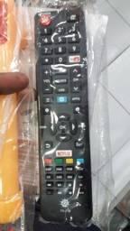 Controle remoto para tv cobia